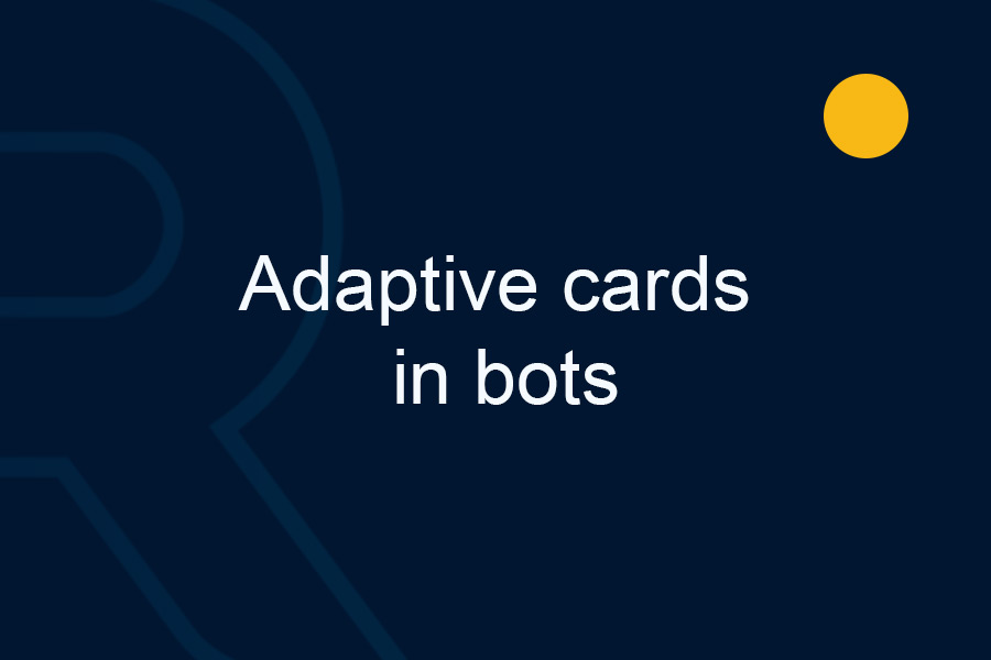 Adaptive-cards-in-bots