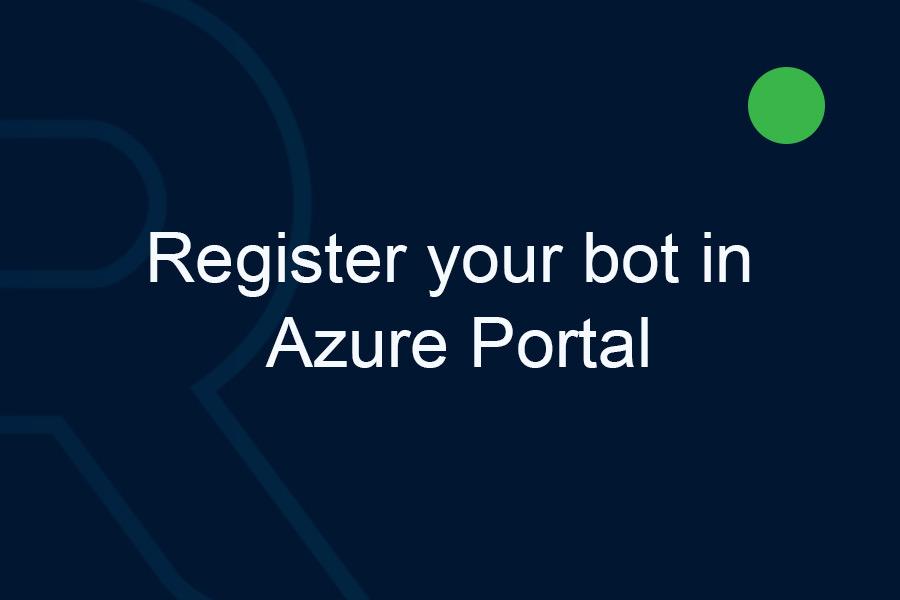 register-your-bot-in-azure-portal