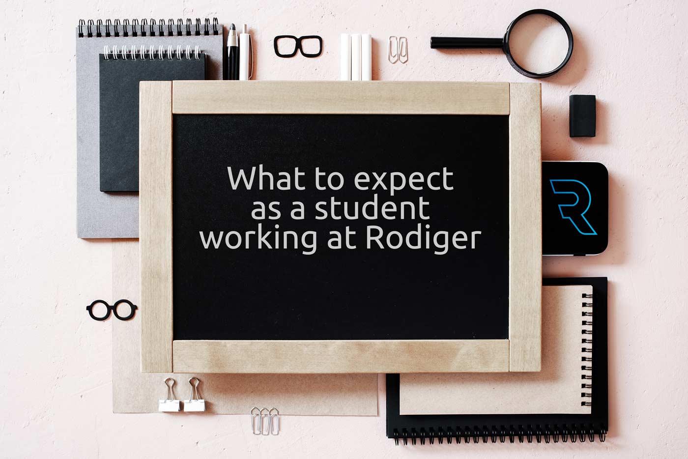 Student job at rodiger